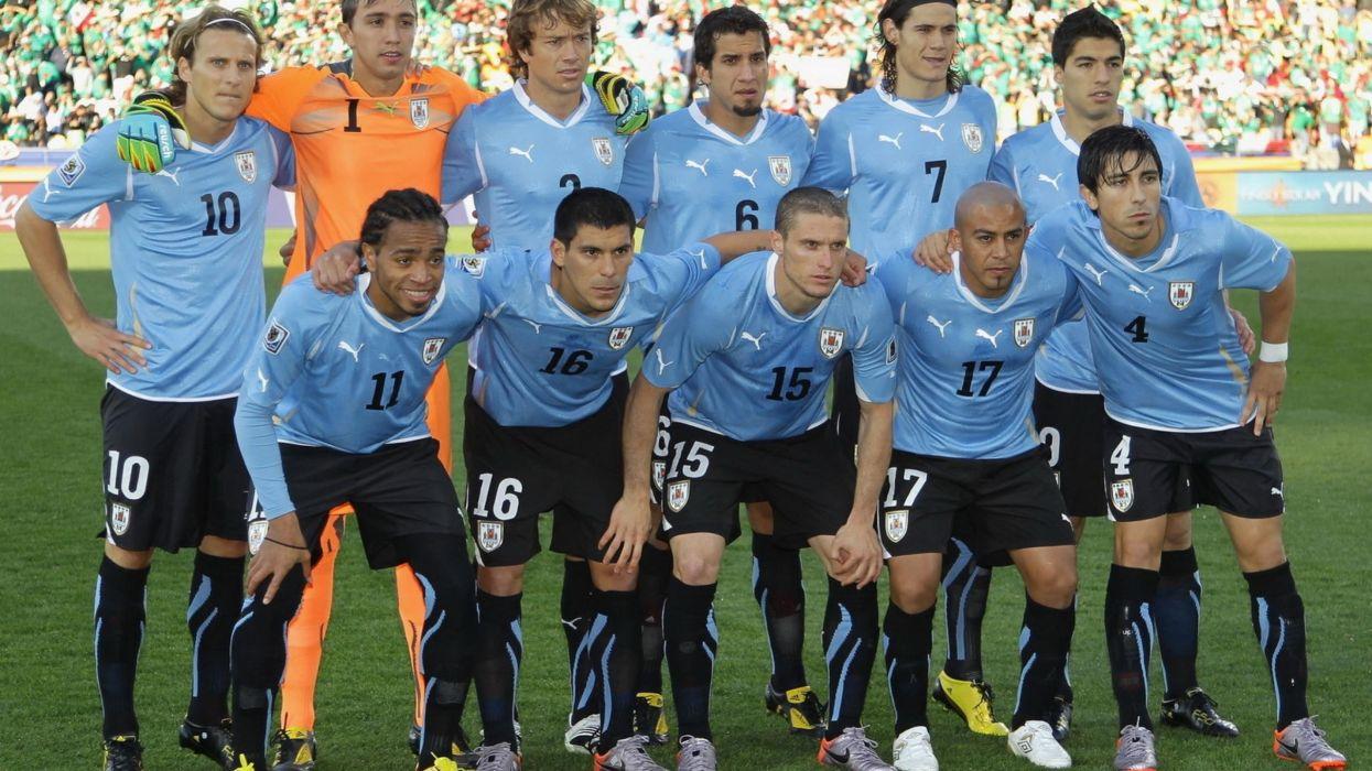 seleccion futbol uruguay wallpaper