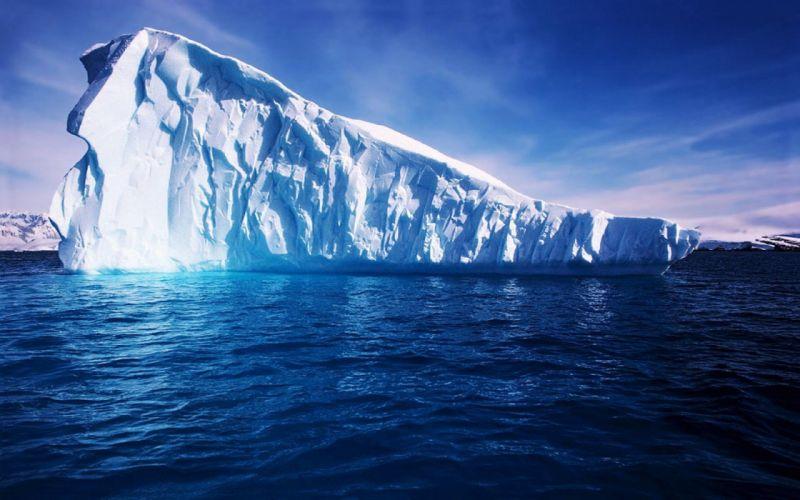 uceberg hielo naturaleza wallpaper