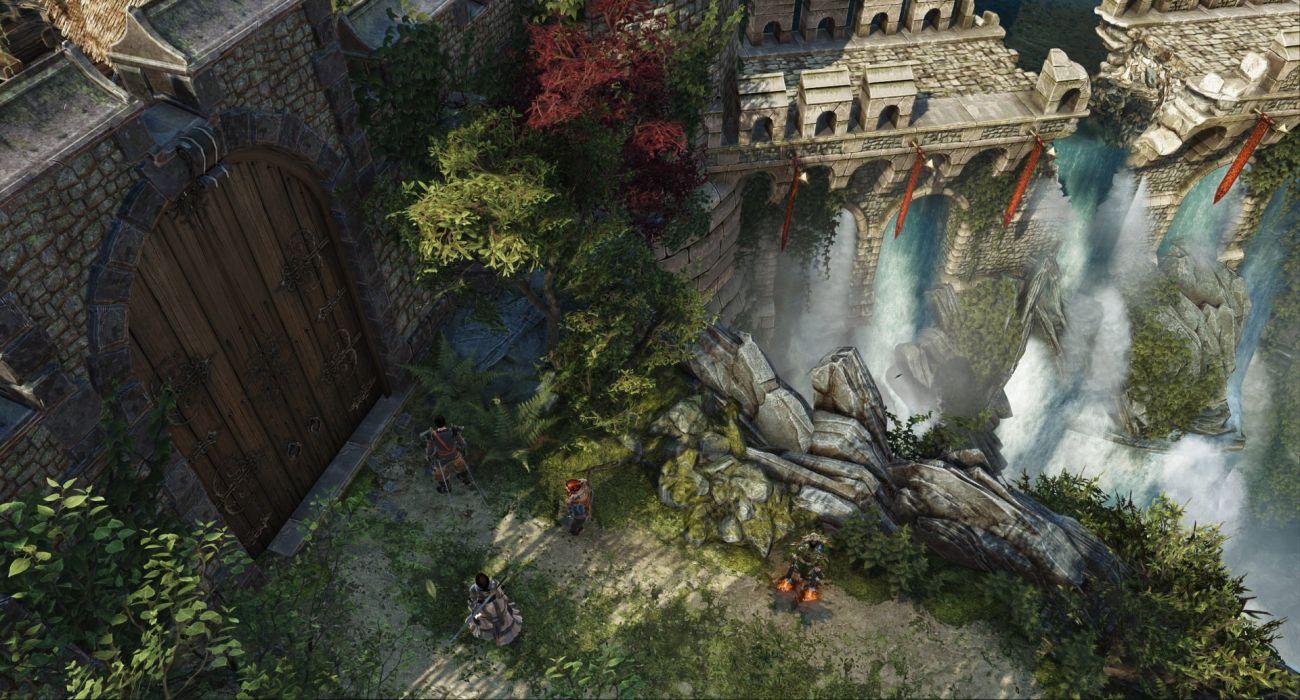 Divinity Original Sin Strategy Fantasy Rpg Sci Fi Fighting