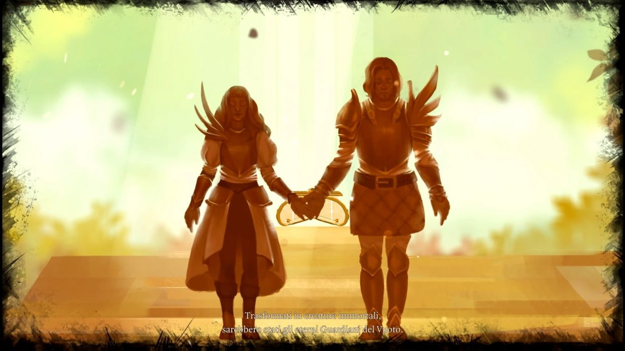 DIVINITY-ORIGINAL-SIN strategy fantasy rpg sci-fi fighting 1dosin divinity original sin warrior wallpaper
