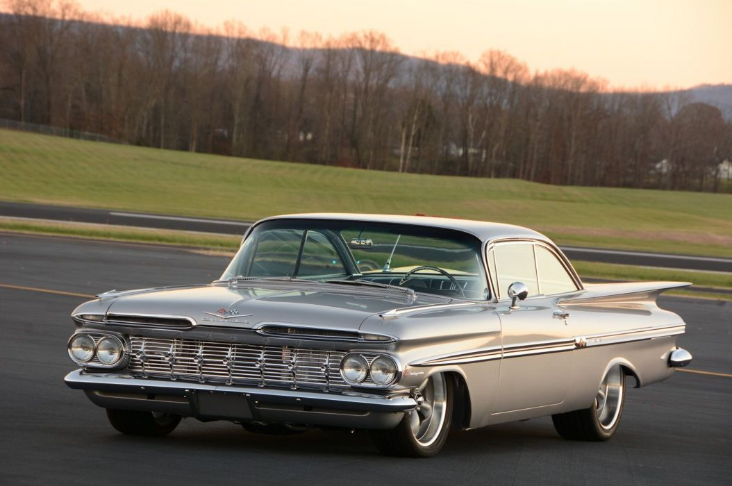 1959 Chevy Impala cars wallpaper