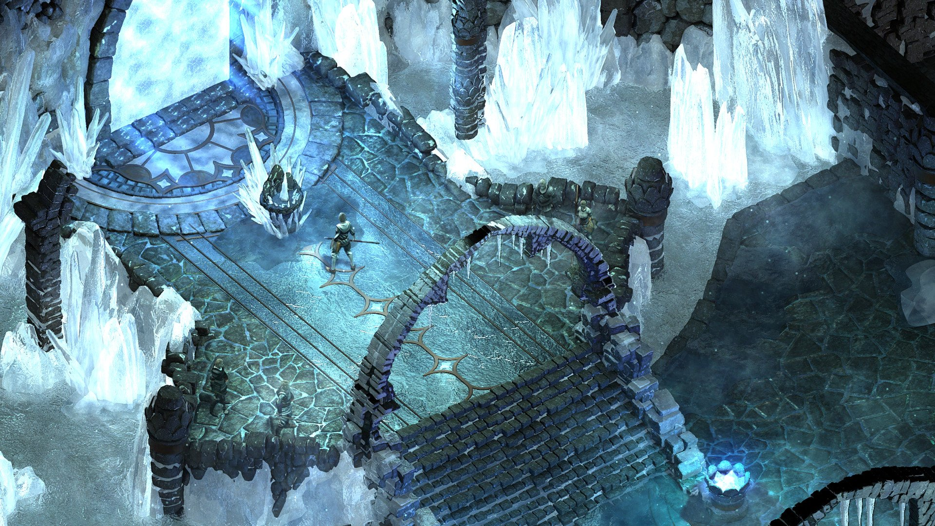 Pillars Of Eternity Wallpaper: PILLARS-OF-ETERNITY Fantasy Rpg Strategy Adventure Pillars