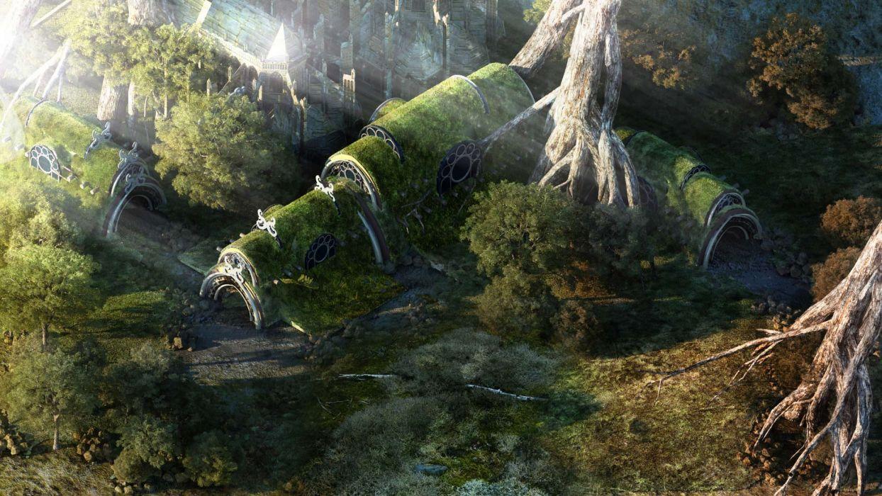 Pillars Of Eternity Fantasy Rpg Strategy Adventure Pillars