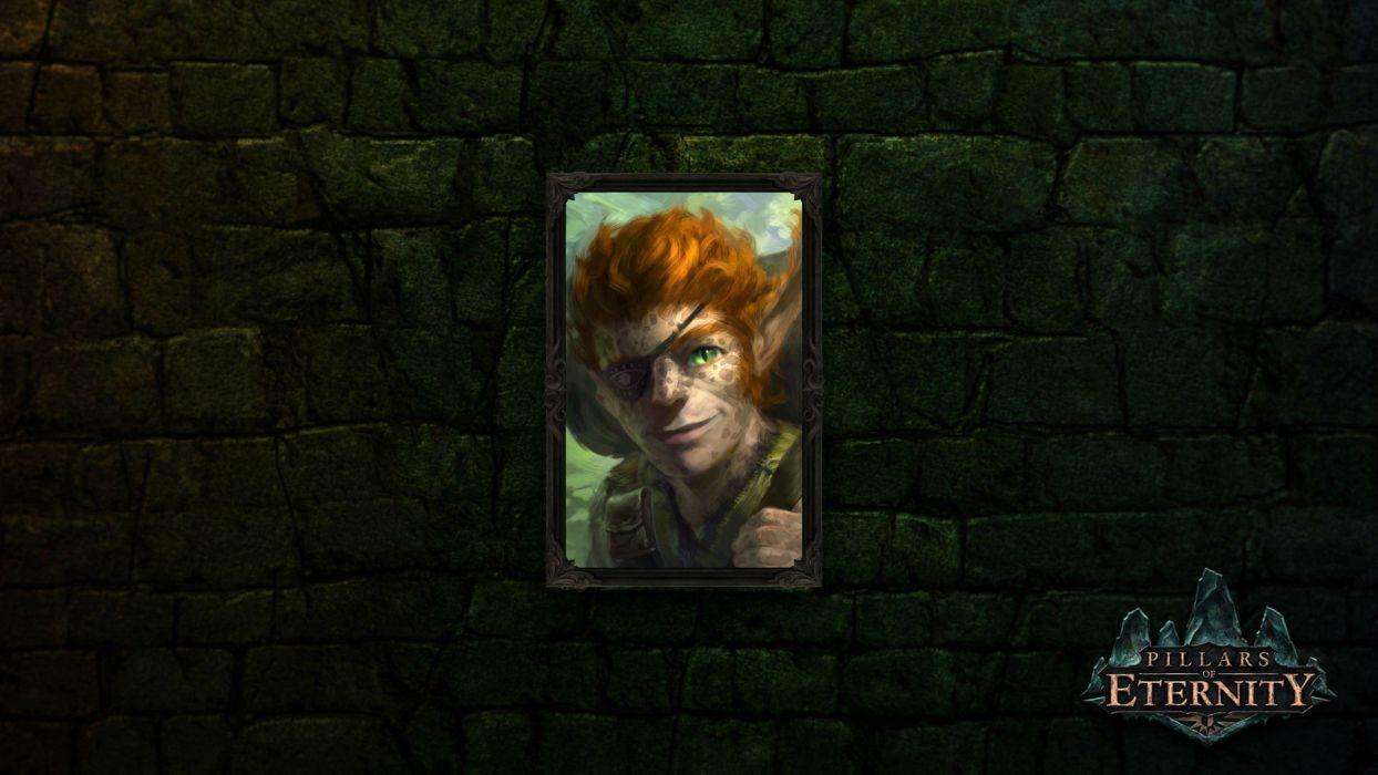 PILLARS-OF-ETERNITY fantasy rpg strategy adventure pillars eternity wallpaper