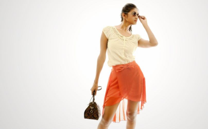 Divya Marah bollywood actress model girl beautiful brunette pretty cute beauty sexy hot pose face eyes hair lips smile figure indian wallpaper