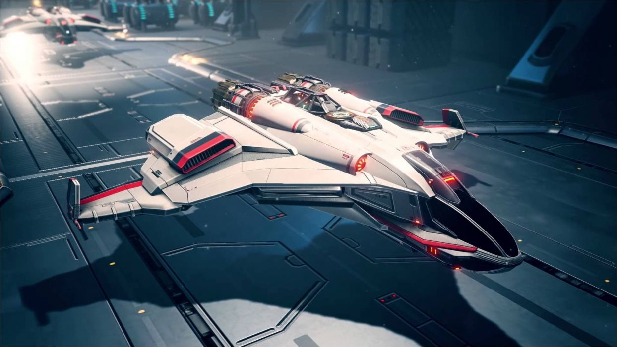 EVERSPACE space shooter futuristic action fighting spaceship 1evers wallpaper