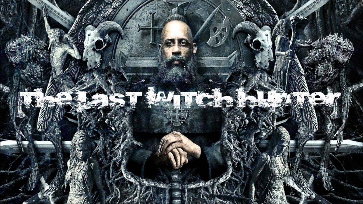 LAST WITCH HUNTER action adventure diesel fantasy action fighting supernatural 1witchhunte posterr wallpaper