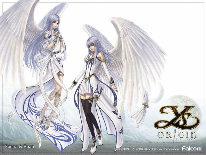 YS Isu Orijin fantasy anime action rpg fighting warrior 1ysorigin series wallpaper