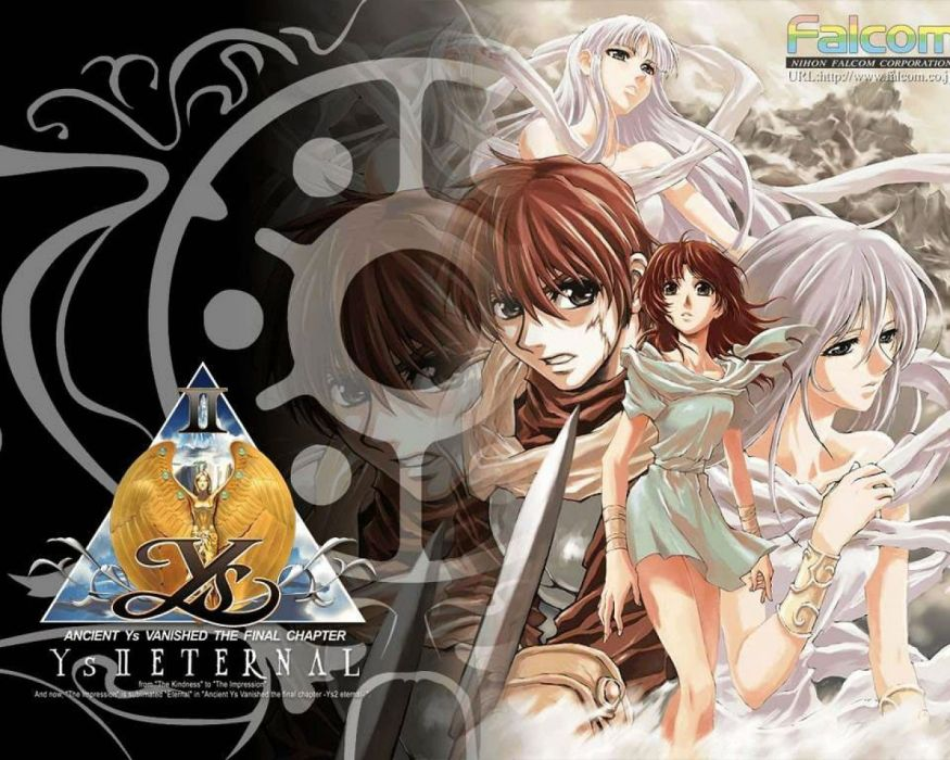 YS Isu Orijin fantasy anime action rpg fighting warrior 1ysorigin series origin wallpaper