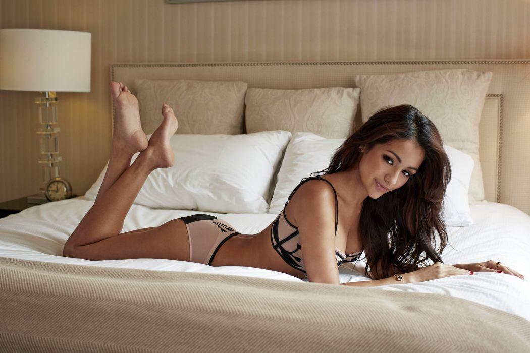 cute asian ass pose sex
