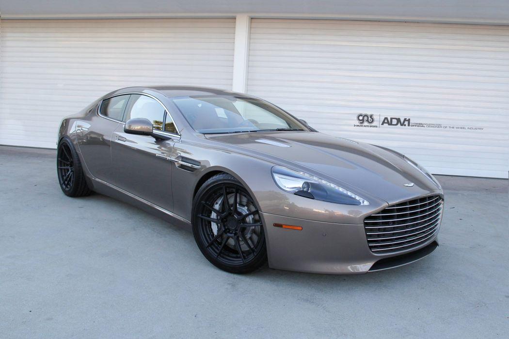 Aston Martin rapide cars wallpaper