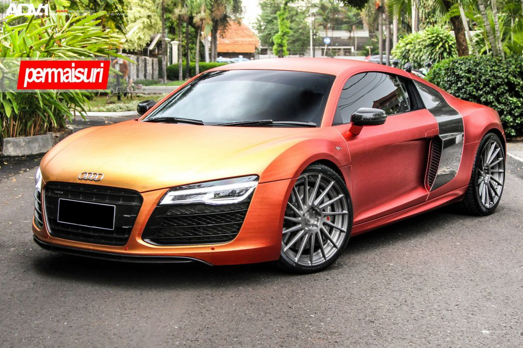 Audi R8 v10 cars coupe wallpaper