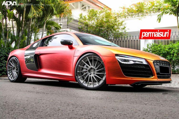 Audi R8 v10 cars coupe wallpaper