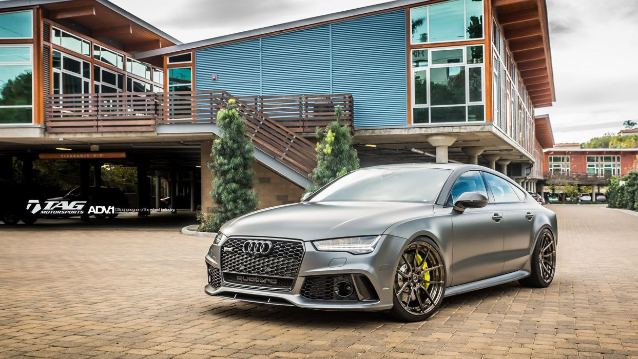 Audi RS7 cars sportback wallpaper