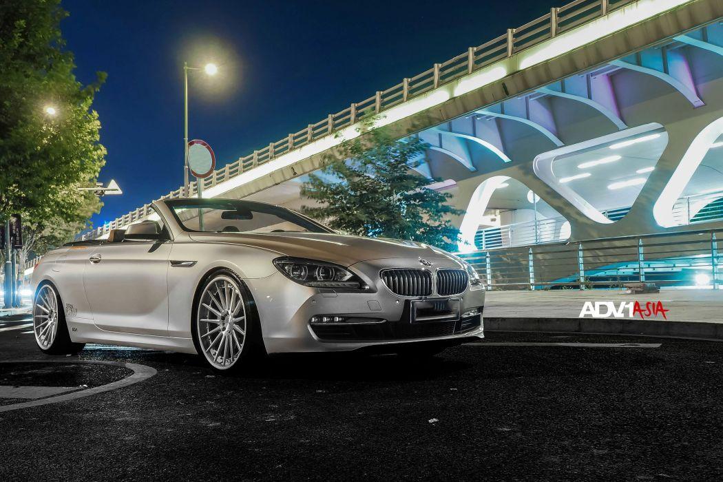 BMW 650i cars cabriolet wallpaper