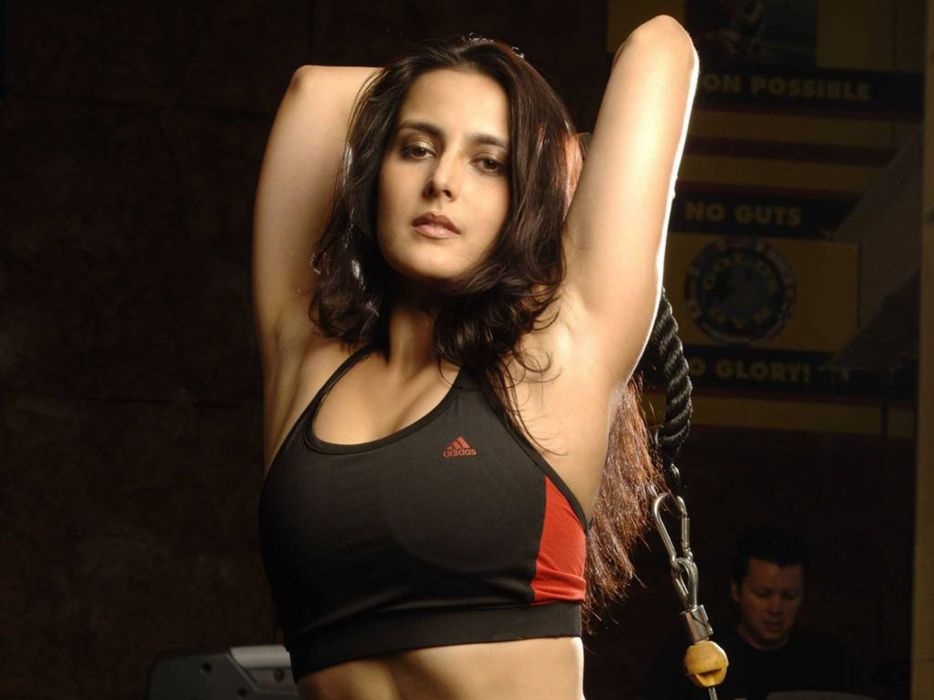 tulip joshi bollywood actress model girl beautiful brunette pretty cute beauty sexy hot pose face eyes hair lips smile figure indian  wallpaper