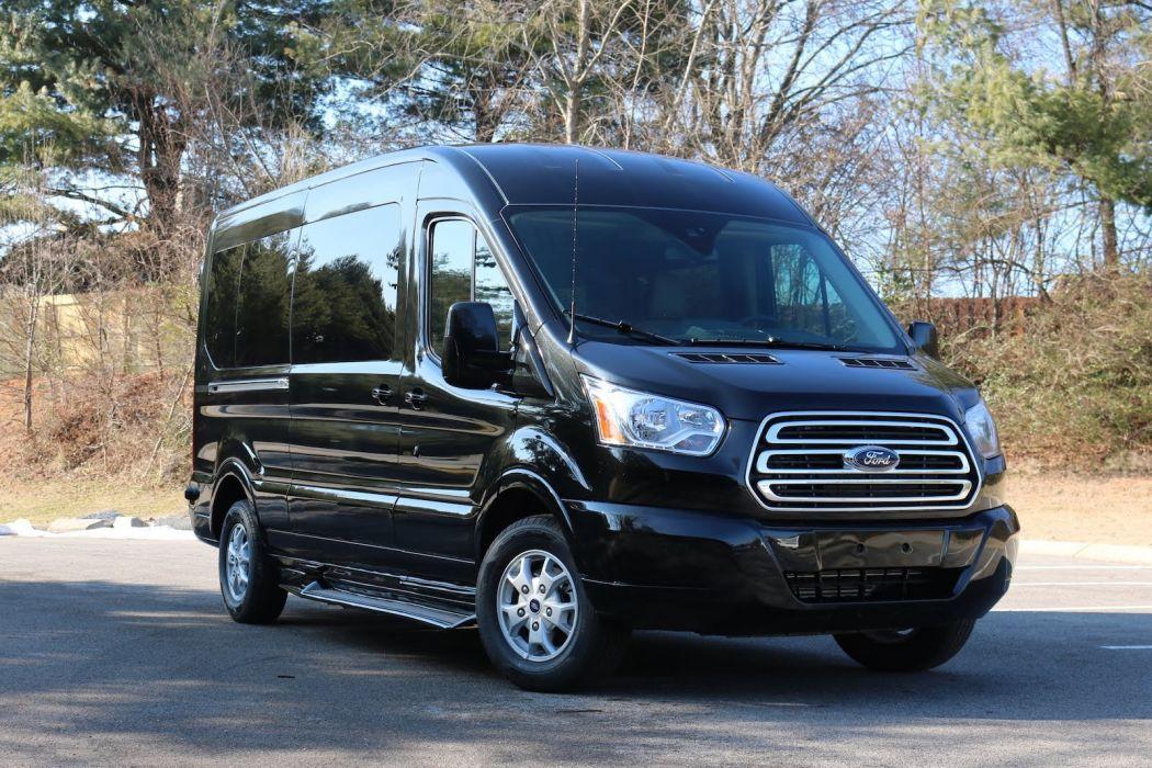 2016 Ford Transit Passenger Wagon 350 Wallpaper