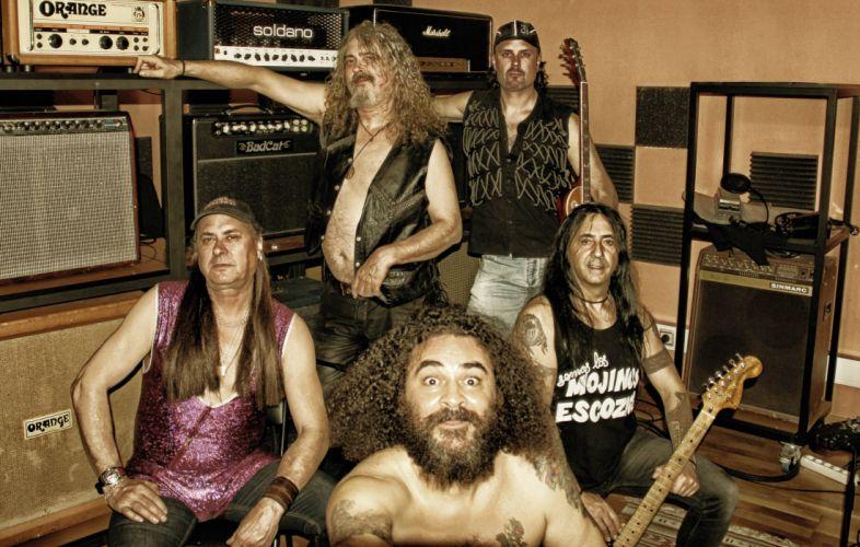 mojinos escozios grupo rock espaA wallpaper