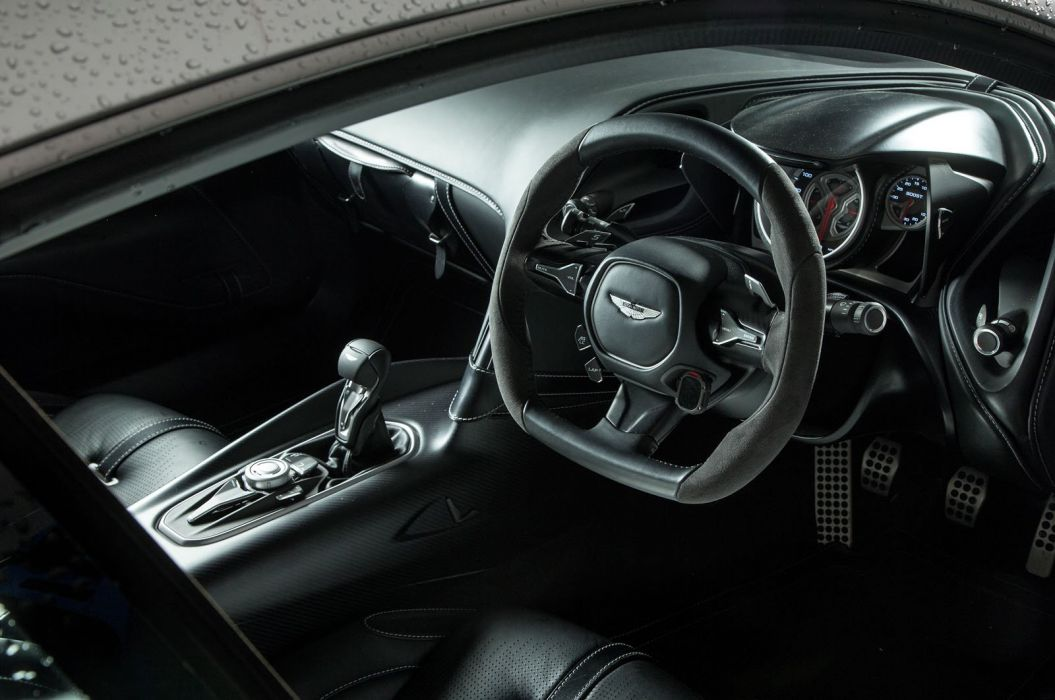 2016 Aston cars Coupe db10 Martin interior wallpaper