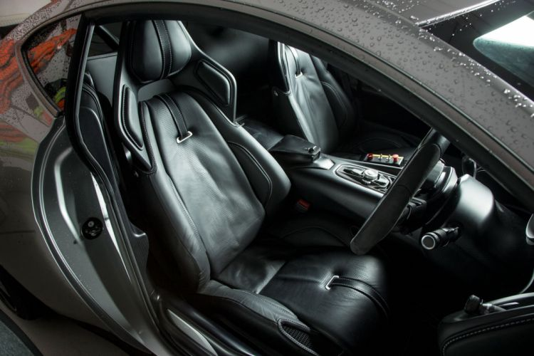 2016 Aston cars Coupe db10 Martin interior wallpaper