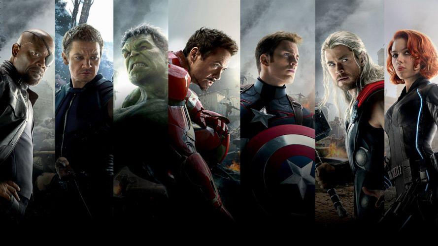 AVENGERS AGE ULTRON marvel comics superhero ageultron action adventure fighting wallpaper