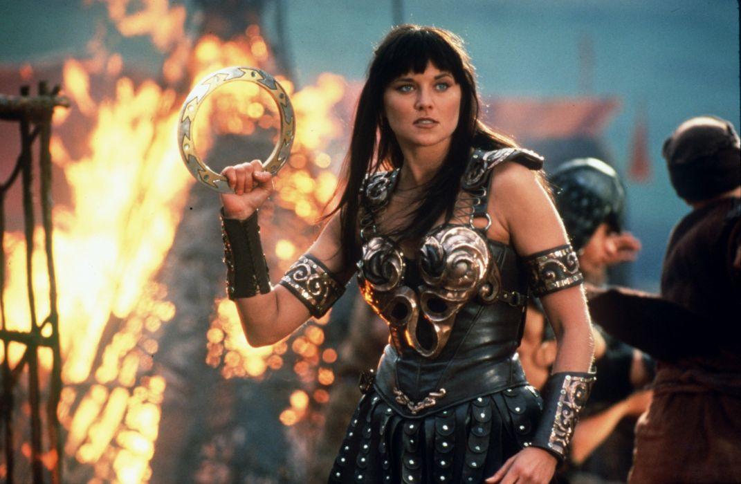 xena la princesa guerrera serie tv aventuras historica wallpaper