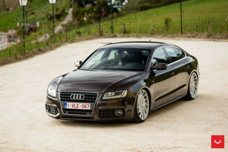 Audi A5 Sportback Vossen Wheels cars wallpaper