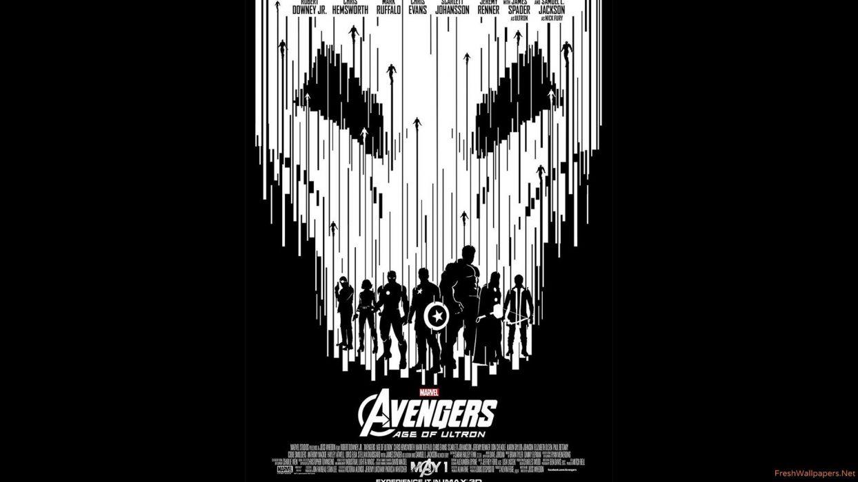 AVENGERS AGE ULTRON marvel comics superhero ageultron action adventure fighting warrior poster wallpaper
