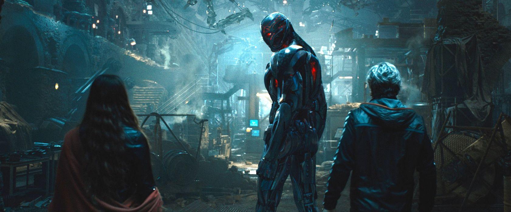 AVENGERS AGE ULTRON marvel comics superhero ageultron action adventure fighting warrior robot wallpaper