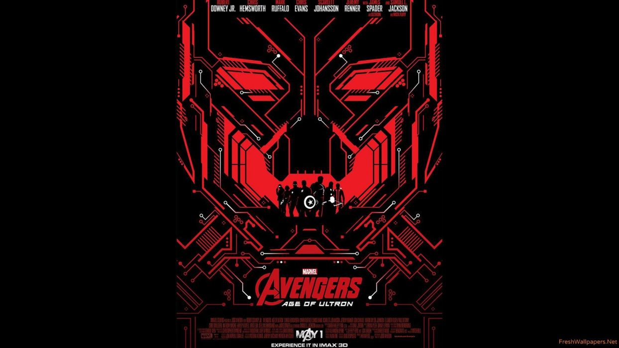 AVENGERS AGE ULTRON marvel comics superhero ageultron action adventure fighting warrior poster wallpaper