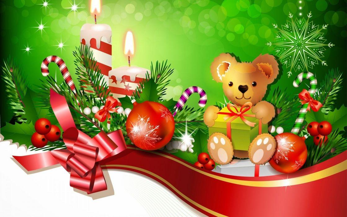 navidad juguetes adornos bolas wallpaper