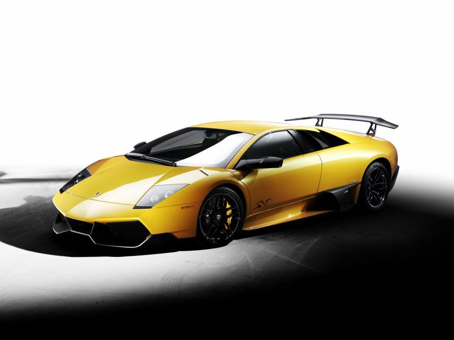 Lamborghini Aventador Lp650-4 sv wallpaper