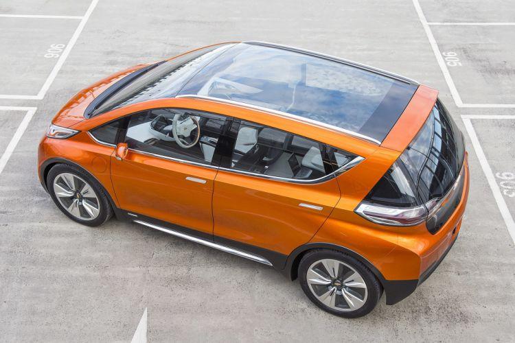 Chevy Bolt EV concept cars wallpaper