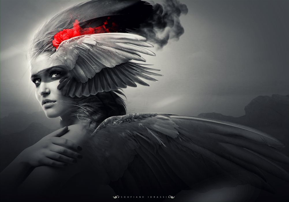 art artwork photoshop manipulation fantasy photo artistic wallpaper
