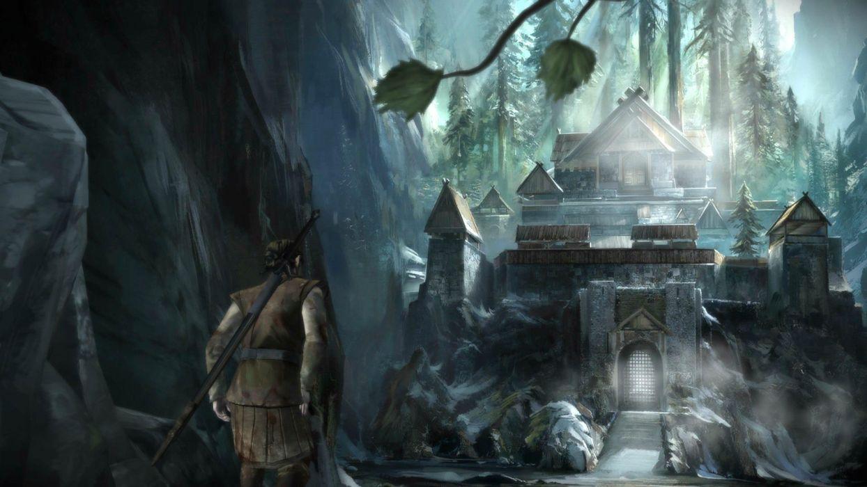 GAME OF THRONES adventure drama hbo fantasy series adventure wallpaper