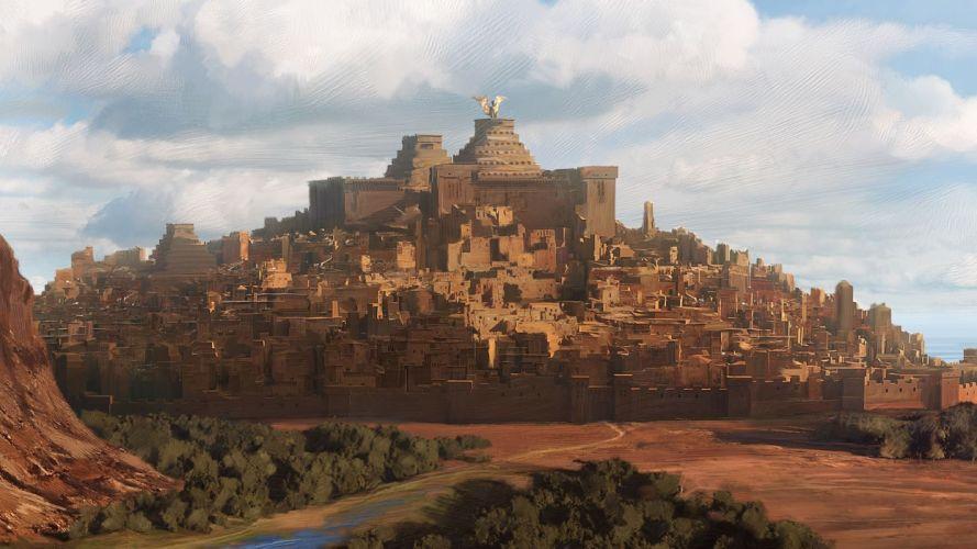 GAME OF THRONES adventure drama hbo fantasy series adventure castle wallpaper