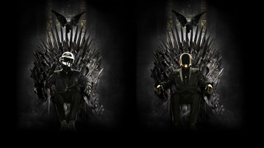 GAME OF THRONES adventure drama hbo fantasy series adventure poster dubstep robot cyborg wallpaper