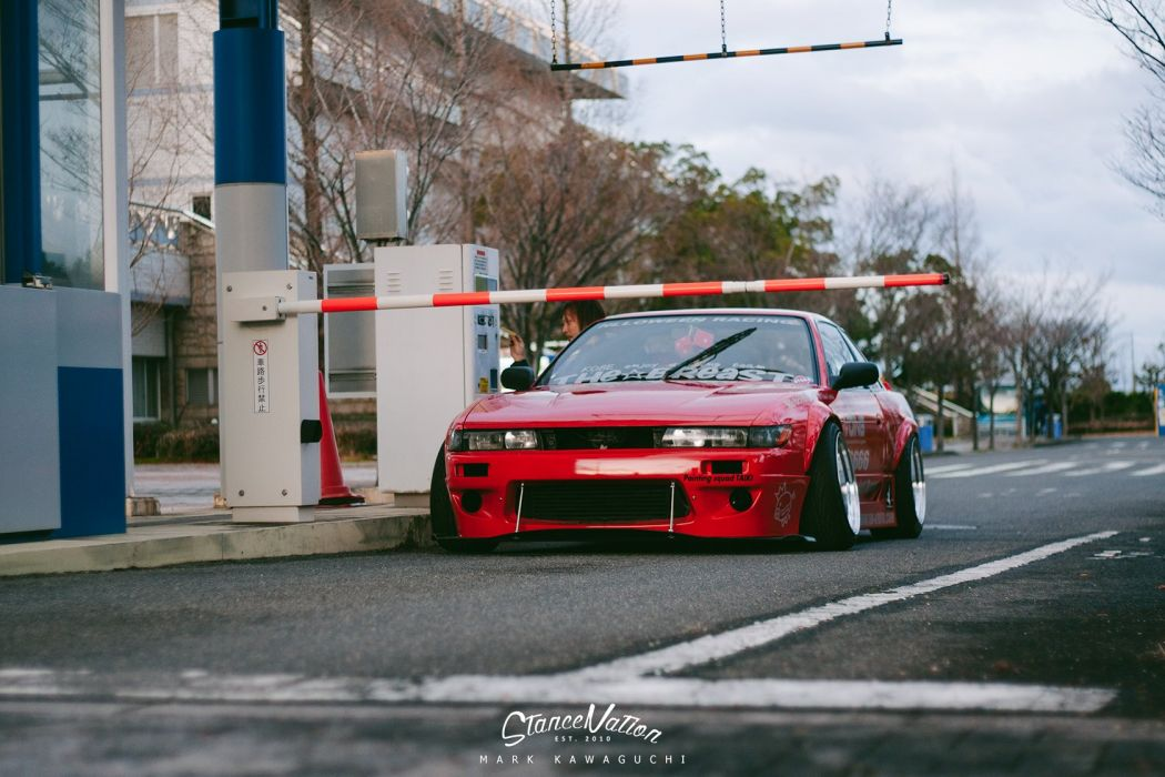 NISSAN SILVIA S13 cars coupe modified wallpaper
