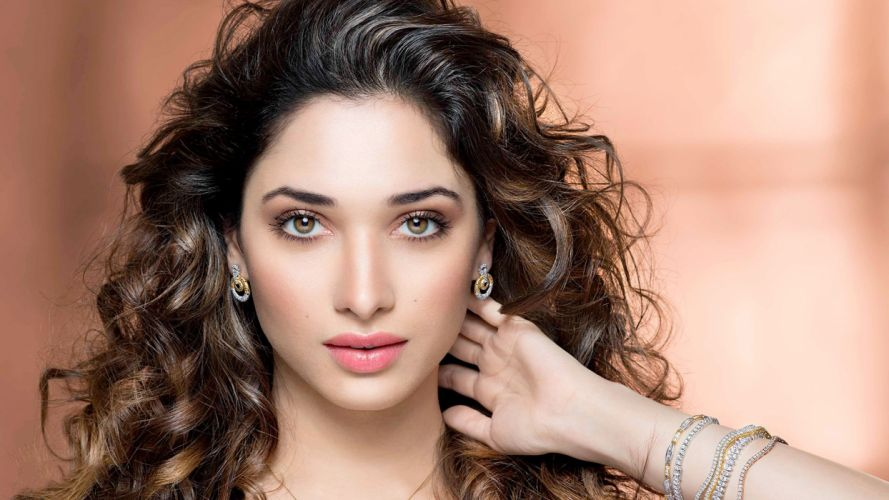 tamanna bhatia bollywood actress model girl beautiful brunette pretty cute beauty sexy hot pose face eyes hair lips smile figure indian wallpaper