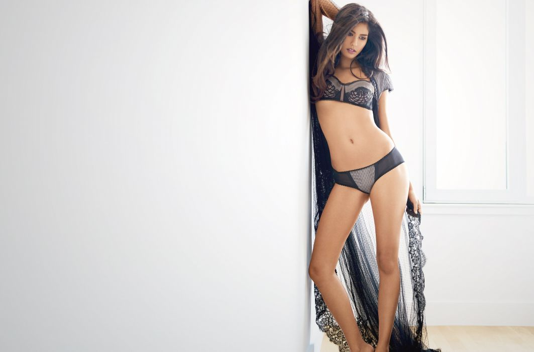 ashika pratt bollywood actress model girl beautiful brunette pretty cute beauty sexy hot pose face eyes hair lips smile figure indian  wallpaper