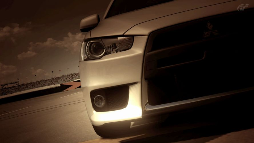 Lancer Evo GT5 wallpaper