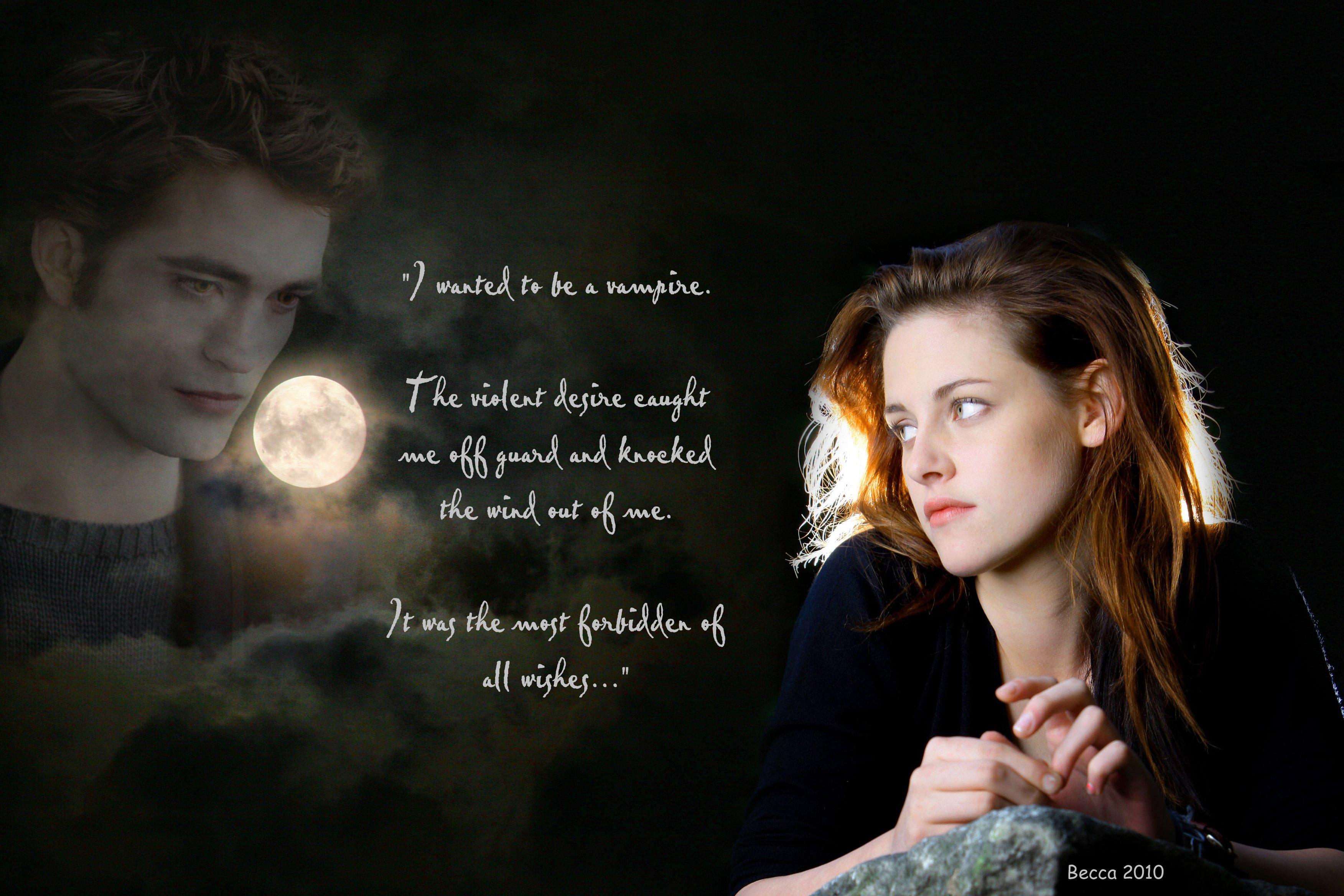 twilight drama romance vampire werewolf fantasy series