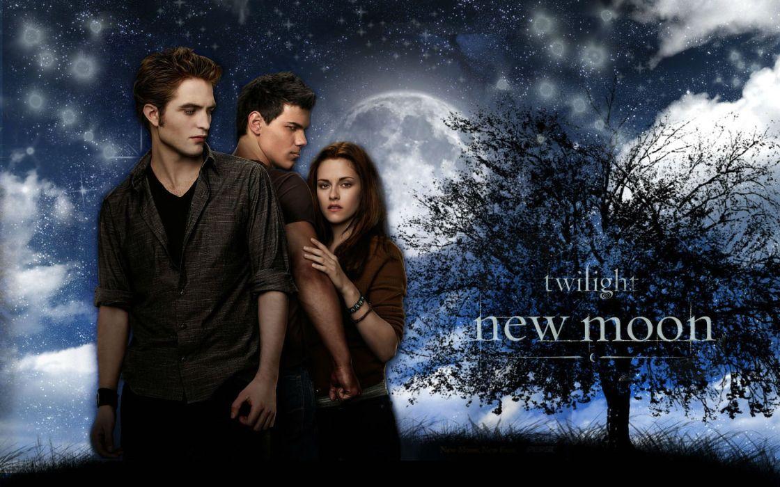TWILIGHT drama romance vampire werewolf fantasy series poster wallpaper