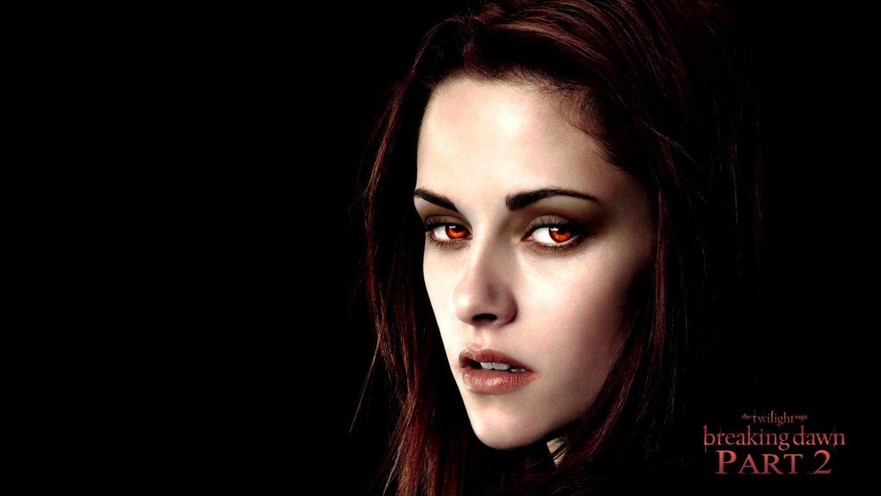 TWILIGHT drama romance vampire werewolf fantasy series wallpaper