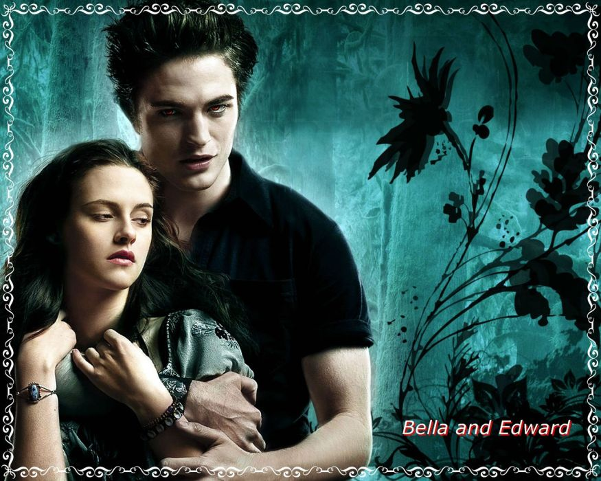 TWILIGHT drama romance vampire werewolf fantasy series poster wallpaper