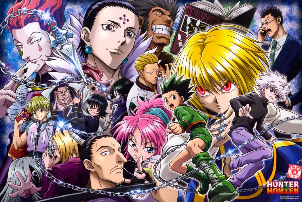 HxH Anime Epic wallpaper