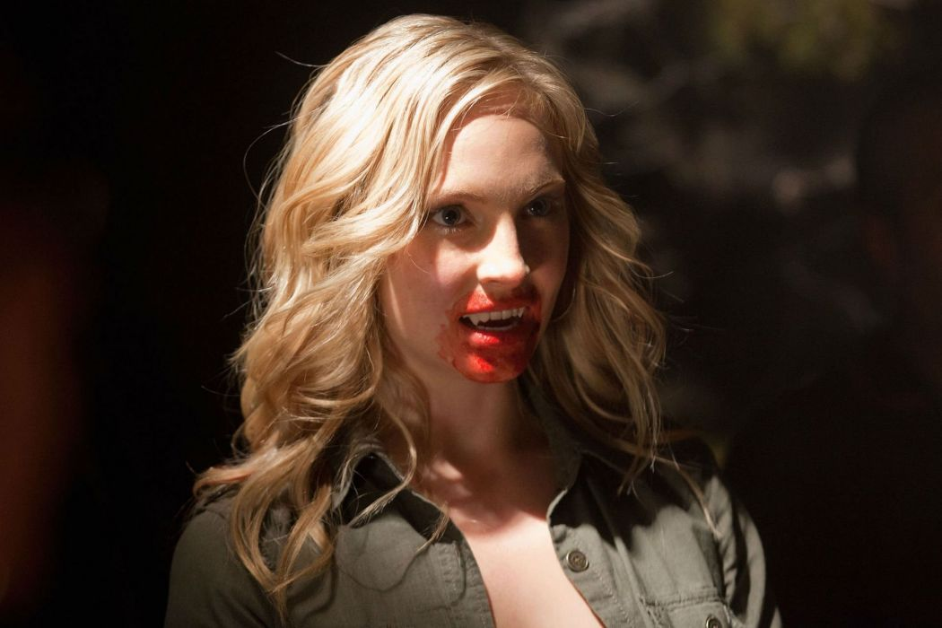 VAMPIRE DIARIES drama fantasy drama horror series romance poster blood wallpaper