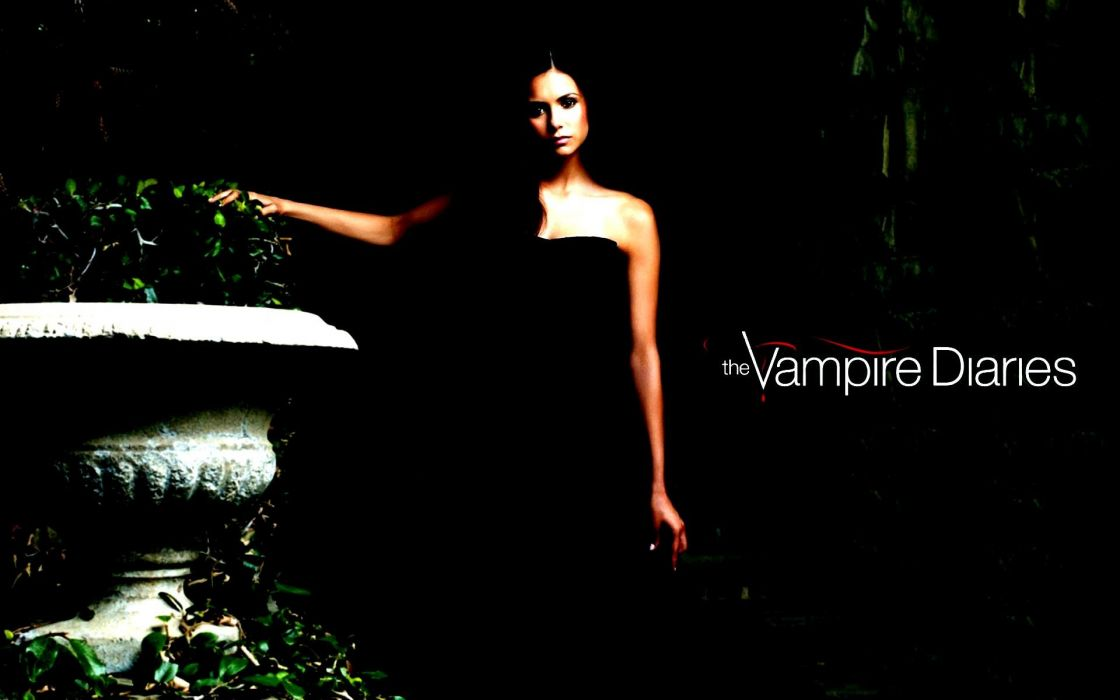 VAMPIRE DIARIES drama fantasy drama horror series romance wallpaper