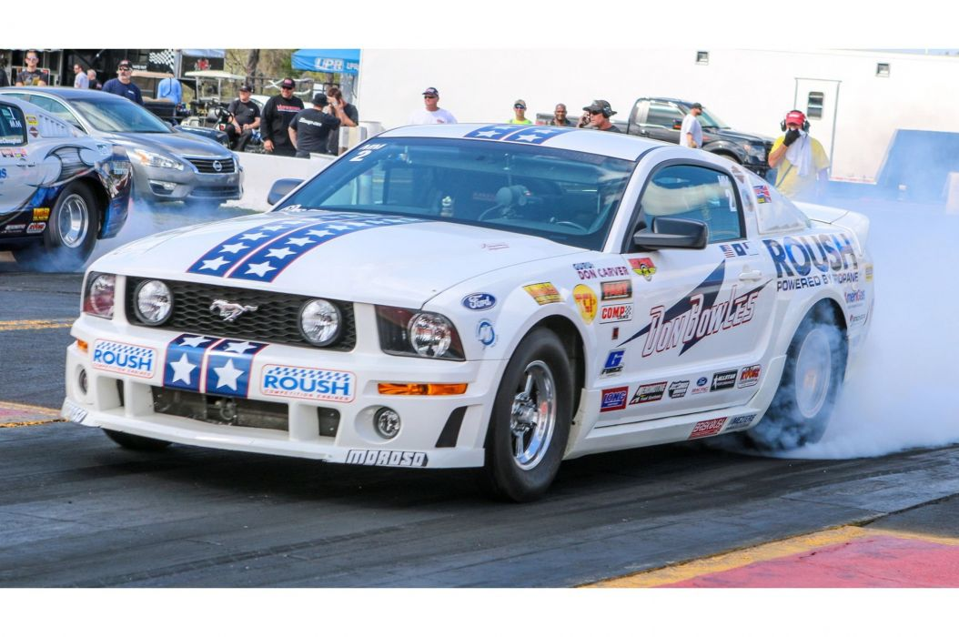 Ford Mustang hot rod rods custom drag race racing wallpaper
