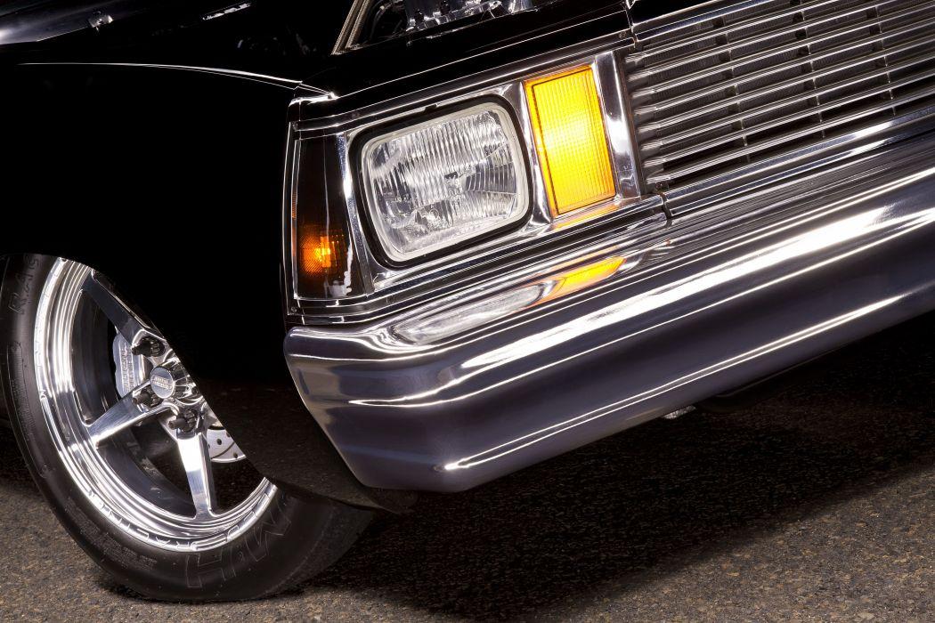 1980 Chevrolet Malibu drag race racing hot rod rods custom wallpaper